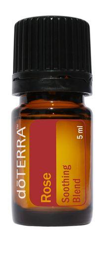 Eugenie Young - Depression Stress Anxiety IBS Colitis Arthritis Treatment Allergy Testing Reiki Healing Scotland - Rose Essential Oil