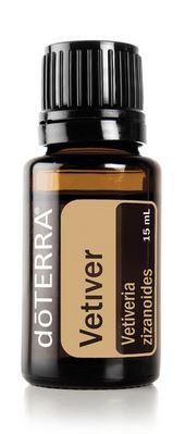 Eugenie Young - Depression Stress Anxiety IBS Colitis Arthritis Treatment Allergy Testing Reiki Healing Scotland - Vetiver Essential Oil